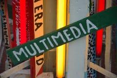 Communication concept; Multimedia Stock Photo