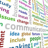 Communication concept Royalty Free Stock Photos