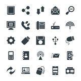 Communication Cool Vector Icons 3 Stock Photo