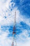 Communication de téléphone portable Photos libres de droits