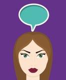 Communication design. bubble icon. conversation concept Stock Image