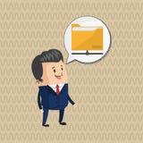 Communication design. Media icon. Flat illiustration,  graphic. Communication concept with icon design,  illustration 10 eps graphic Stock Image