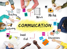 Communication Discussion Team Work Ideas Concept Stock Images