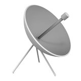 Communication dish Royalty Free Stock Image