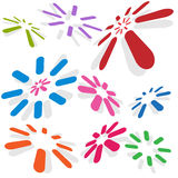 Communication Dots Stock Photos