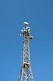 Communication Gsm, Umts e Hsdpa tower Royalty Free Stock Image