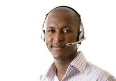 Communication Helpline Stock Photography