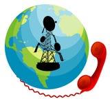 Communication icon Royalty Free Stock Photography