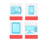 Communication Icon Royalty Free Stock Photography