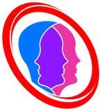 Communication logo Stock Photo