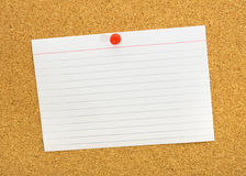 Communication Note Royalty Free Stock Photo