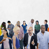 Communication occasionnelle Team Friendship Concept de personnes de la Communauté Photos libres de droits