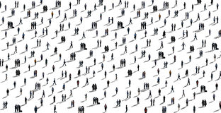 Communication People Diverse Crowd Business People Concept Royalty Free Stock Photos