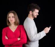 Communication problems Stock Photos