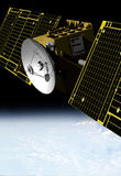 Communication Satellite Stock Images
