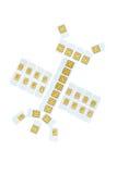 Communication Satellite Stock Images