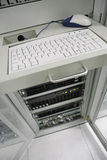 communication servers center Stock Photos