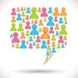 Communication Speech Bubble Stock Photography