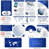 Communication stationary Royalty Free Stock Images
