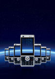 Communication technology Stock Photos