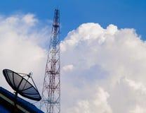 Communication technology Royalty Free Stock Images