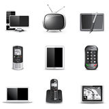 Communication technology | Bella series Royalty Free Stock Photos