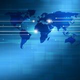Communication Technology Concept Background Royalty Free Stock Image