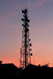 Communication Telecom tower Stock Photography
