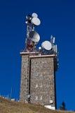 Communication tower Stock Photos