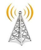 Communication Tower Stock Image