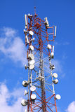 Communication tower Stock Photography