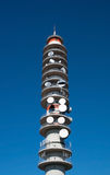 Communication Tower: Gsm, Umts, 3G Royalty Free Stock Images