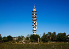 Communication Tower: Gsm, Umts, 3G Royalty Free Stock Image