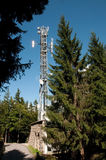 Communication Tower: Gsm, Umts, 3G and radio Stock Photos
