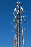 Communication Tower Royalty Free Stock Photography
