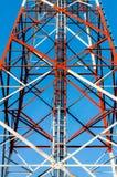 Communication tower ladder Stock Image