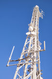 Communication tower Stock Images