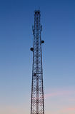 Communication  towers. Stock Images