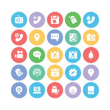 Communication Vector Icons 9 Stock Images