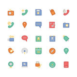 Communication Vector Icons 9 Stock Photos