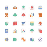 Communication Vector Icons 5 Stock Photos