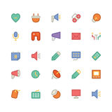 Communication Vector Icons 11 Stock Photography