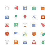 Communication Vector Icons 4 Royalty Free Stock Photos