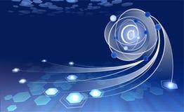 Communication World royalty free stock image