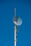 Communications antenna Stock Photos