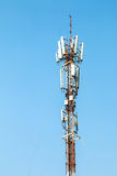 Communications antenna Royalty Free Stock Photos