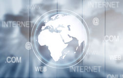 Communications background Royalty Free Stock Photo