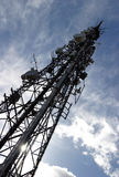Communications Mast Stock Photography