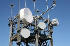 Communications Mast Stock Images