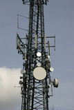 Communications Mast Stock Image